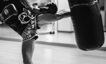 Tone Up Tuesday: Kickboxing
