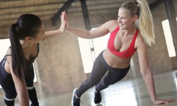 Tone Up Tuesday: Bootcamp