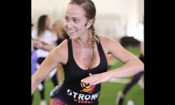Tone Up Tuesday: Strong by Zumba