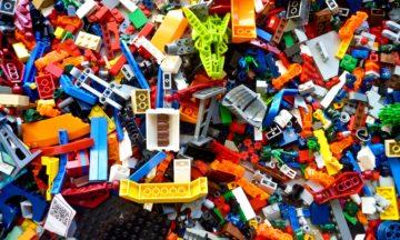Stem Lego Build Your Car!
