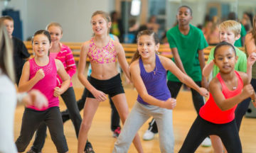 Kid's Hip-Hop Dance Class