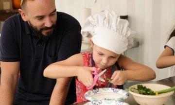 Scissor Salsa Cooking Workshop for Kids