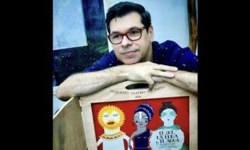Cuentos y Más Cuentos con Eddy Díaz Souza y su Teatro de Papel