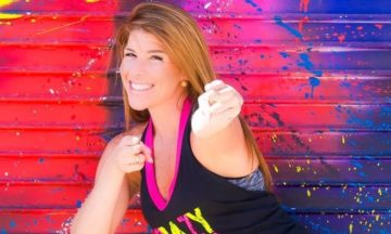 Zumba Mondays Go Pink In October