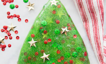 Holiday Slime