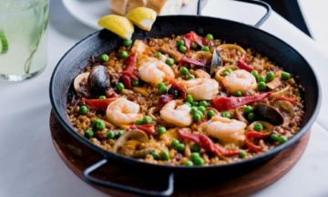 Perfect your Paella at home