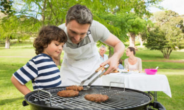 Dads Day: Grilling the Ultimate Burger
