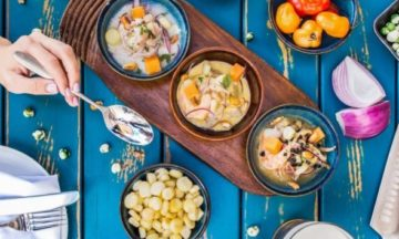 Ceviche at Home