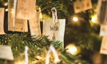 TuesdaysTogether: Wish Tree + Toy Drive