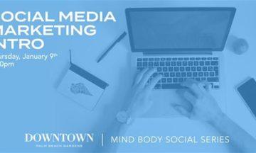 Intro to Social Media Marketing