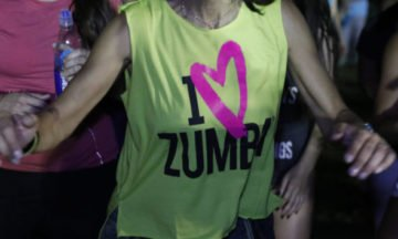 Zumba Gold with Southwest Focal Point