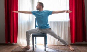 Wellness Wednesday Doral: Chair Yoga