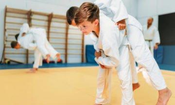 Movement for Kids: Self-Defense