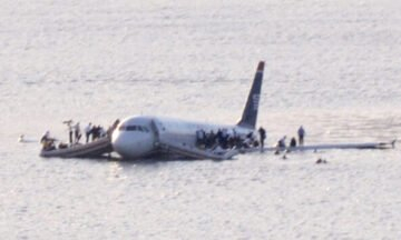 Inspire You Series: 59 Seconds to Live: Miracle on the Hudson