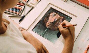 Mindfulness and Stress Relief Through Art