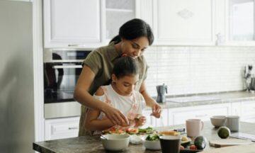 Kids in the Kitchen: Part I